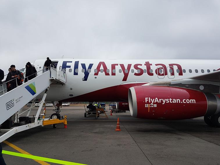 FlyArystan A320