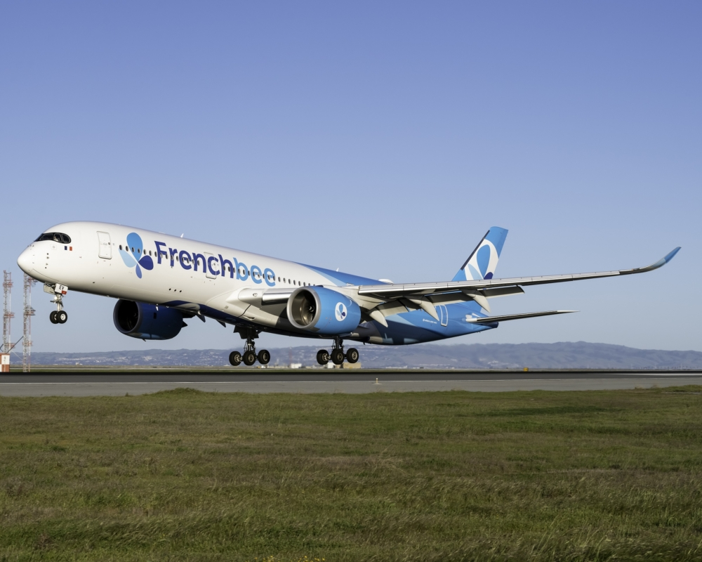 French bee Airbus A350