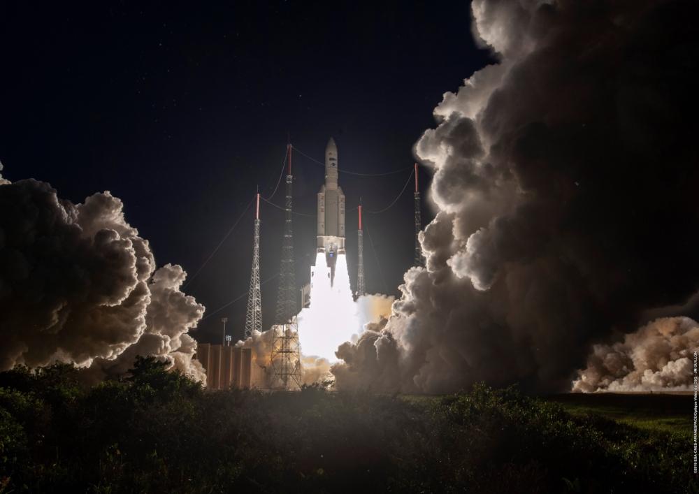 Inmarsat GX5 satellite launch