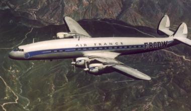 The Constellation Lockheed