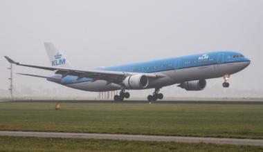 KLM A330-300