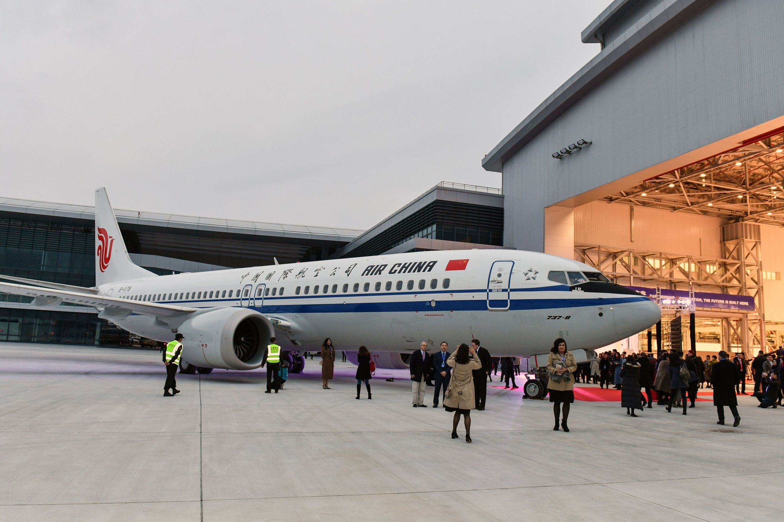 Which Airlines In China Have The Boeing 737 MAX In Their Fleet?