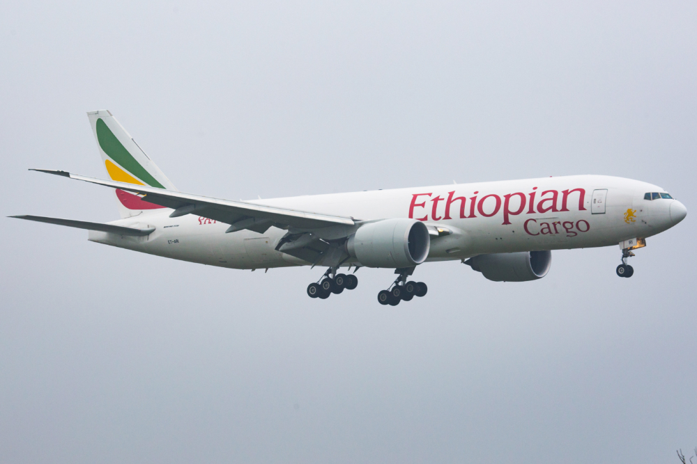 Ethiopian 777