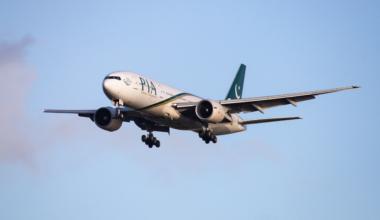 Pakistan International Airlines Boeing 777
