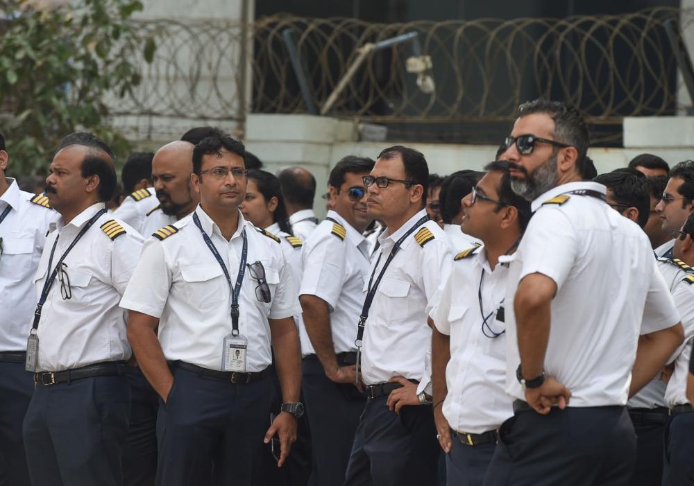 Jet Airways Pilots