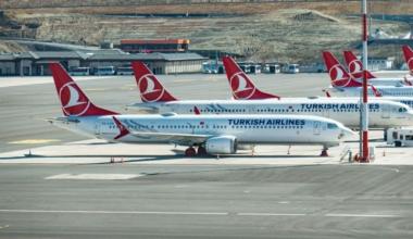 Turkish Airlines Boeing 737 MAX Getty