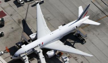 Air France Boeing 777 Getty