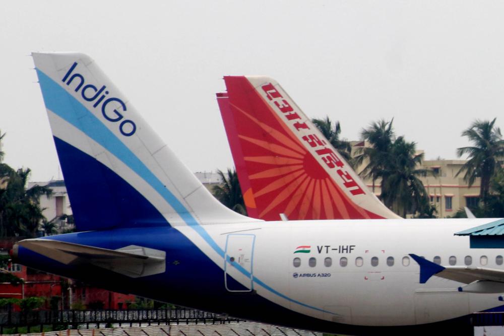 IndiGo Air India