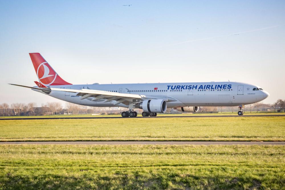 Turkish Airbus A330