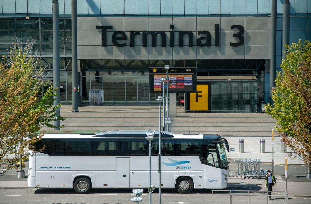 London Heathrow Terminal 3