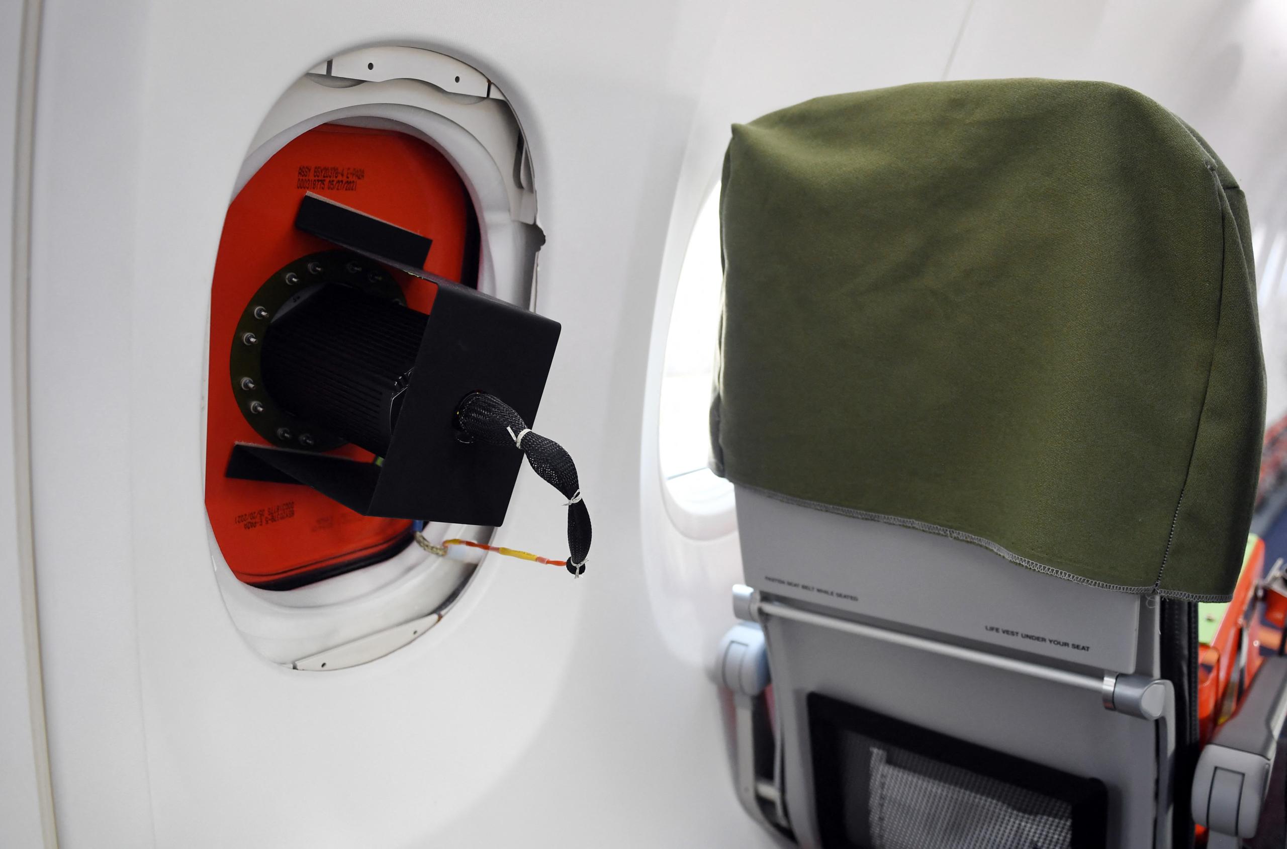 Boeing 737 MAX, Alaska Airlines, ecoDemonstrator