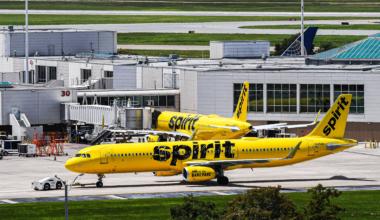 Spirit Airlines Getty
