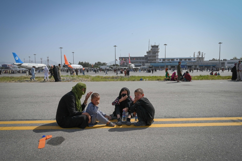 Kabul Airport, Civil Aviation Reopen