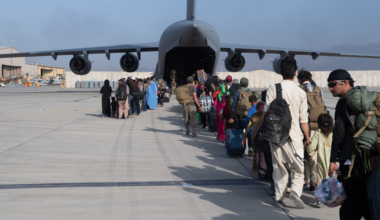 US Defence Force Assists In Ongoing Evacuations From Afghanistan Following Taliban Takeover