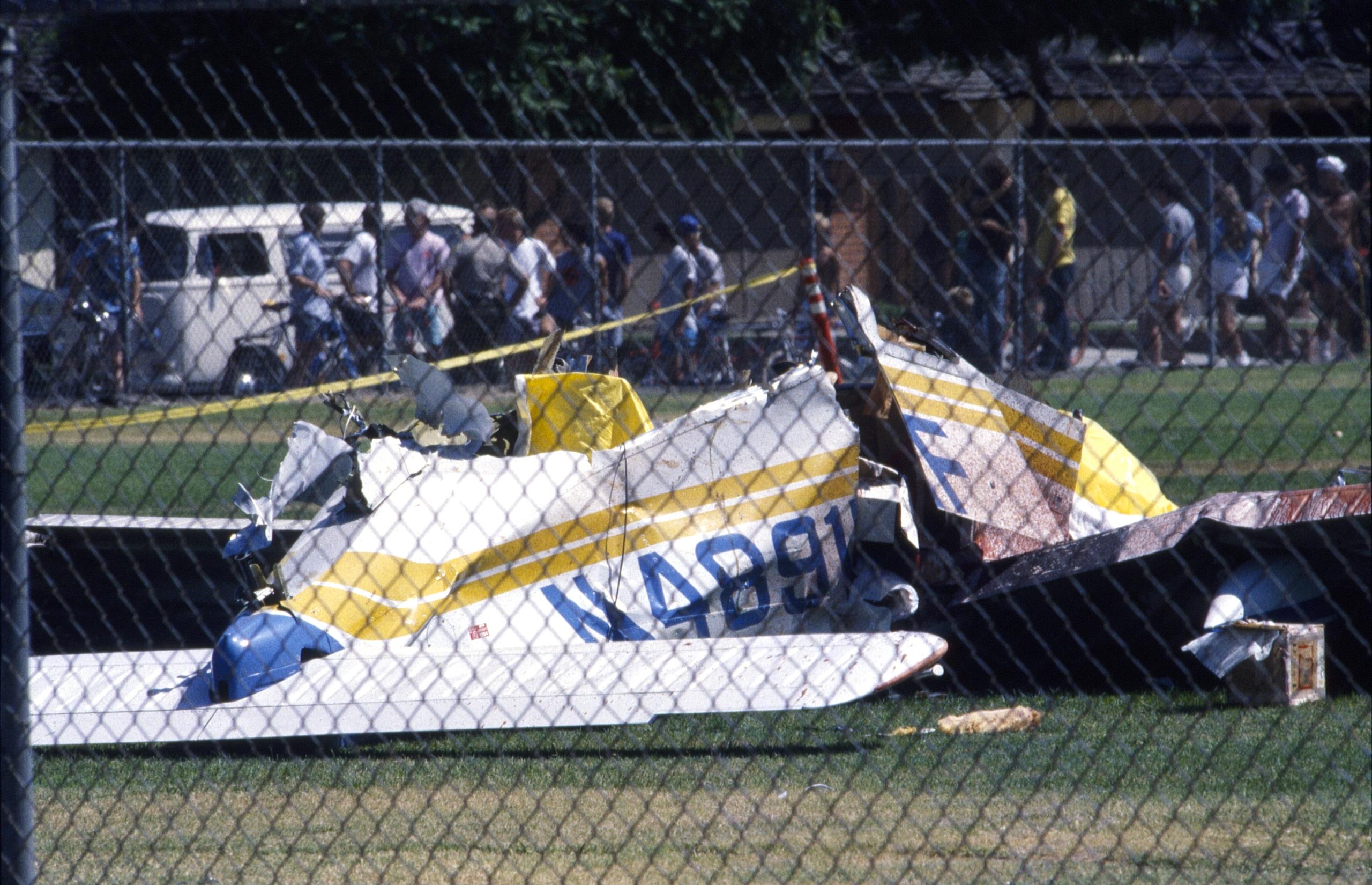 Cessna Aircraft AeroMexico Jetliner crash Cerritos CA