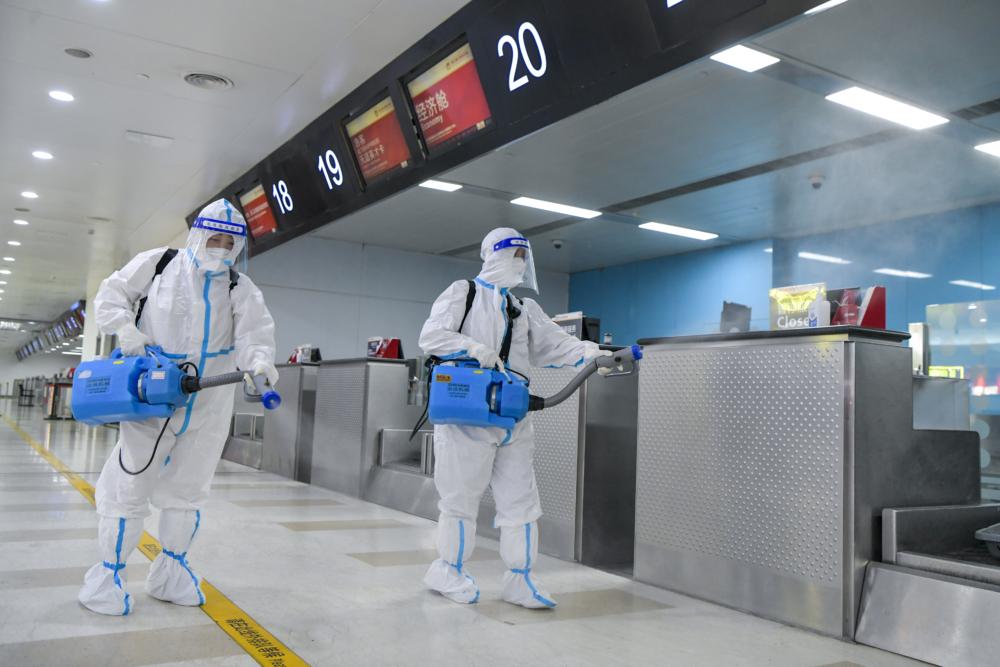 Parts Of China Toughens Crew Quarantine Rules Amid Delta Variant
