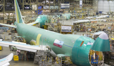 Boeing, 747, Orders