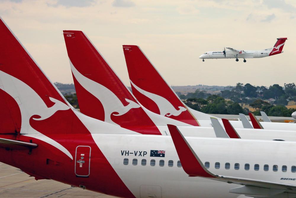 qantas-employee-stand-downs-getty