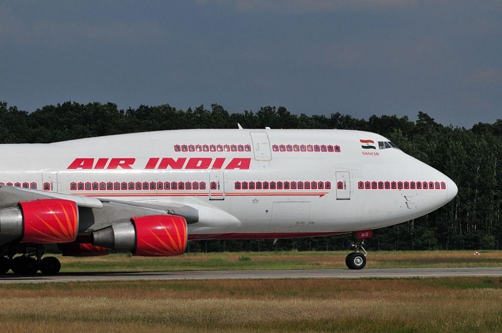 Air India Boeing 747 Getty
