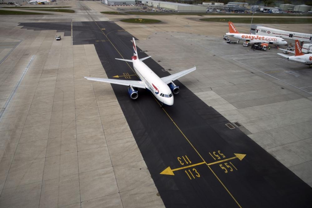 British Airways, London Gatwick, Short Haul