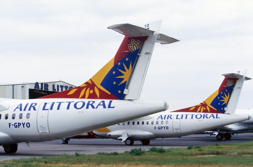 Air Littoral ATR 42s Getty
