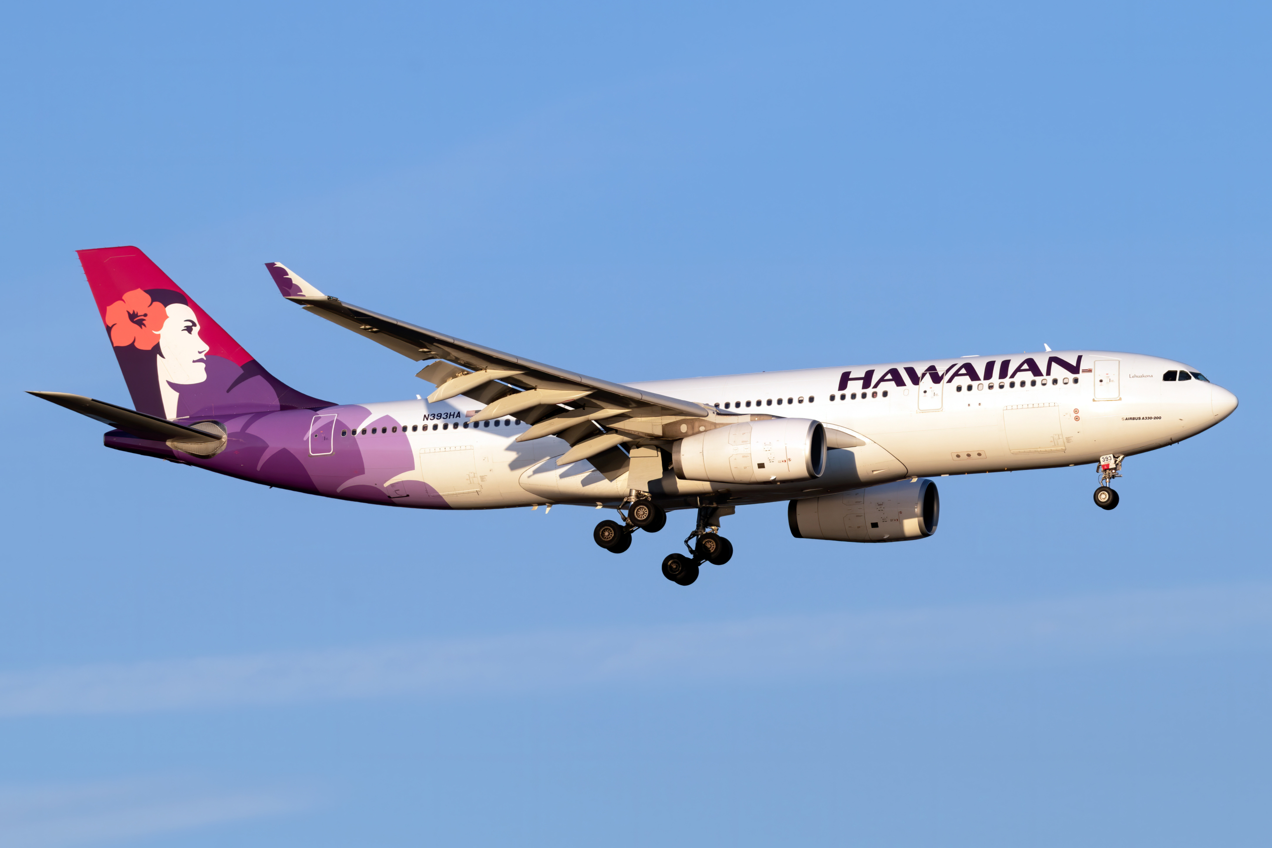 Hawaiian Airlines Airbus A330 Diverts To Midway After Inflight Issue