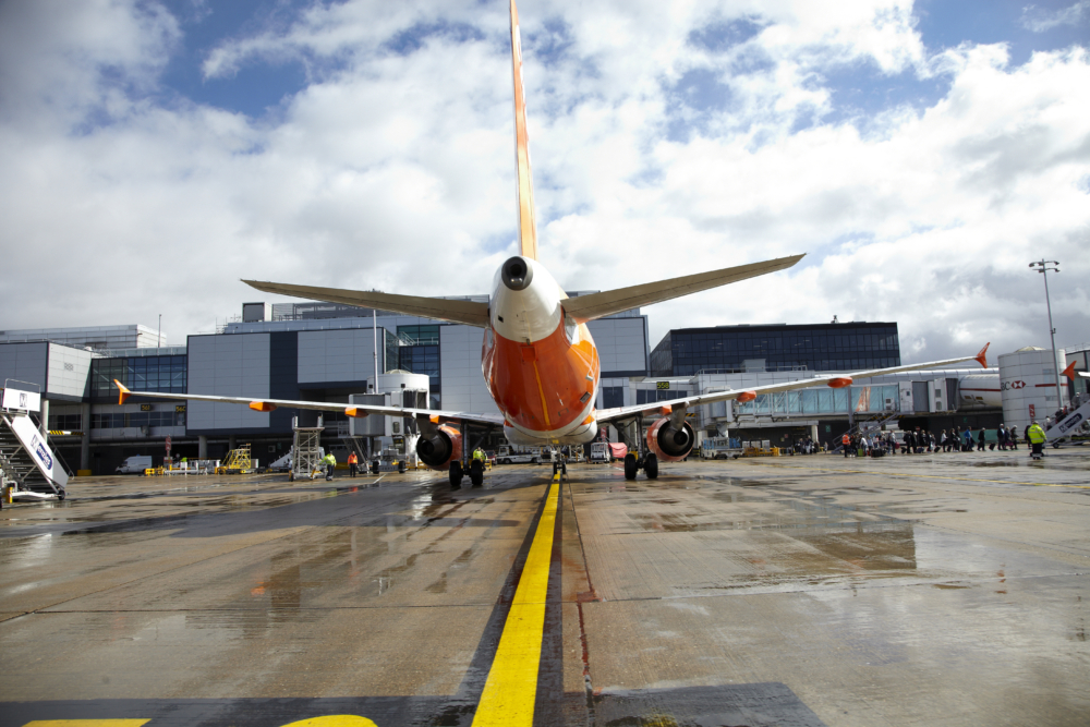 Gatwick Airport easyJet