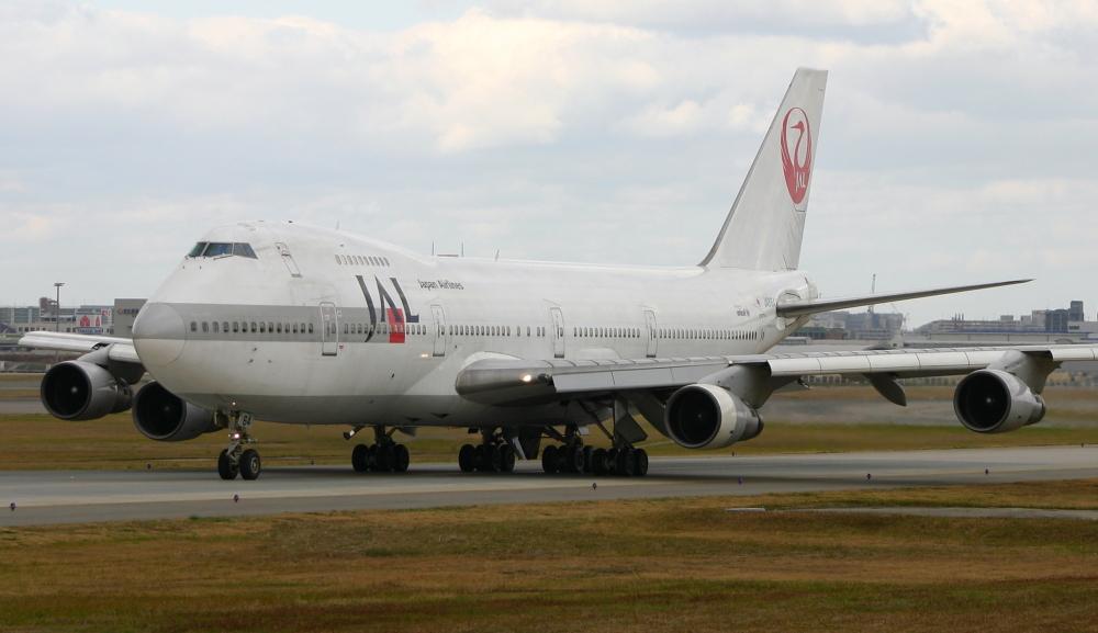 747SR JAL