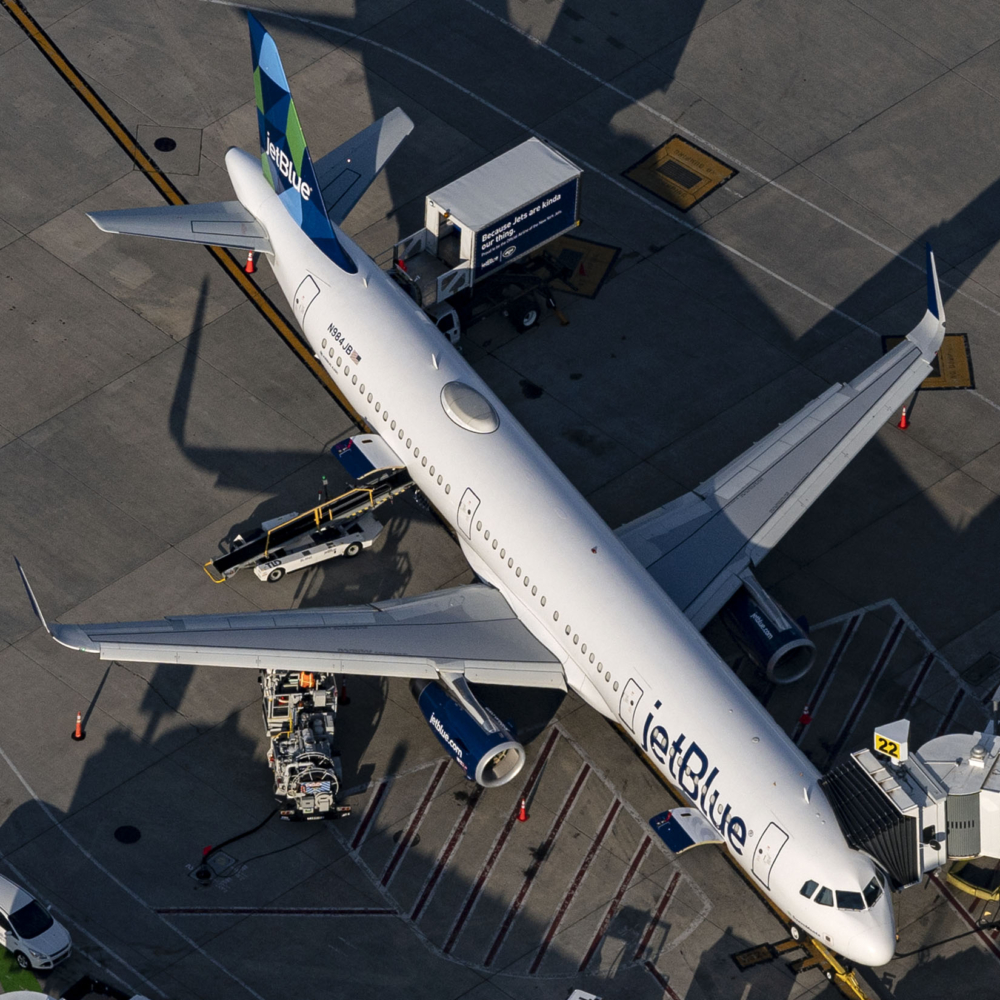 JetaBlue A321