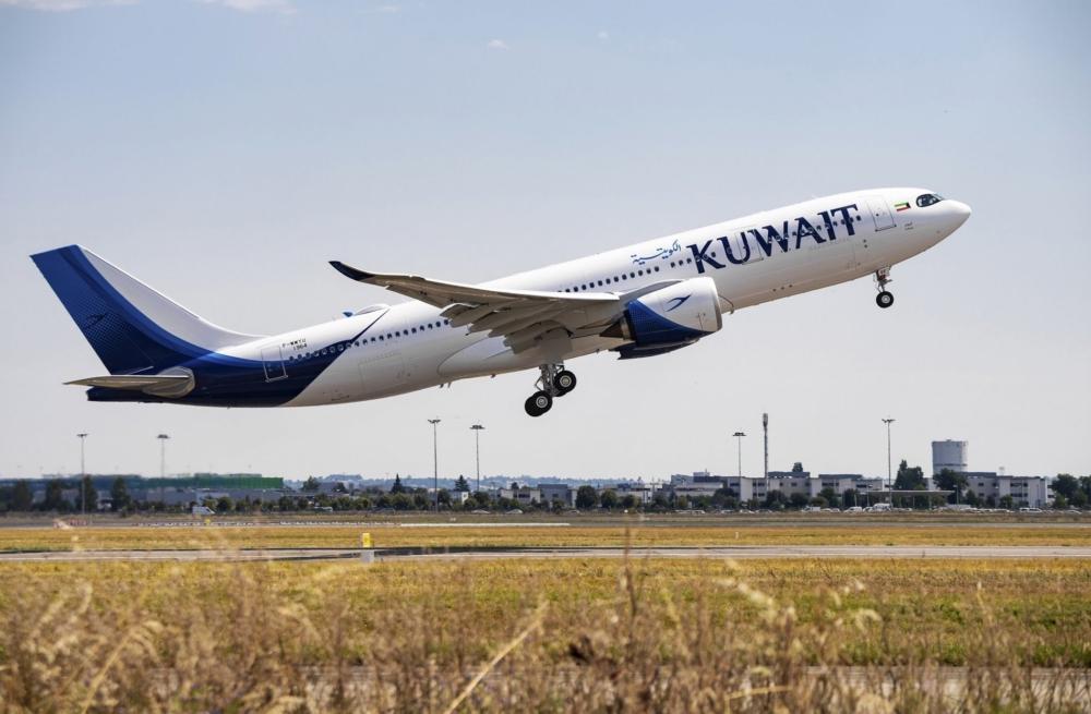 A330-800 Kuwait