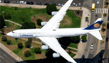 Lufthansa Group, North America, Travel Ban