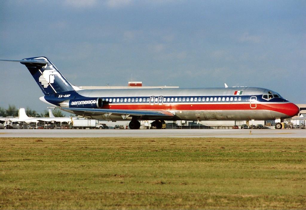 What Caused The Crash Of Aeromexico Flight 498?