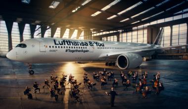 Lufthansa, Orchestra, Airbus A350