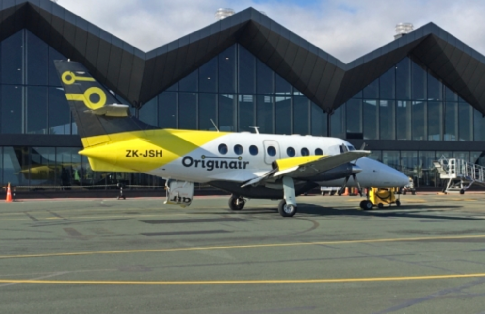OriginAir-Airline
