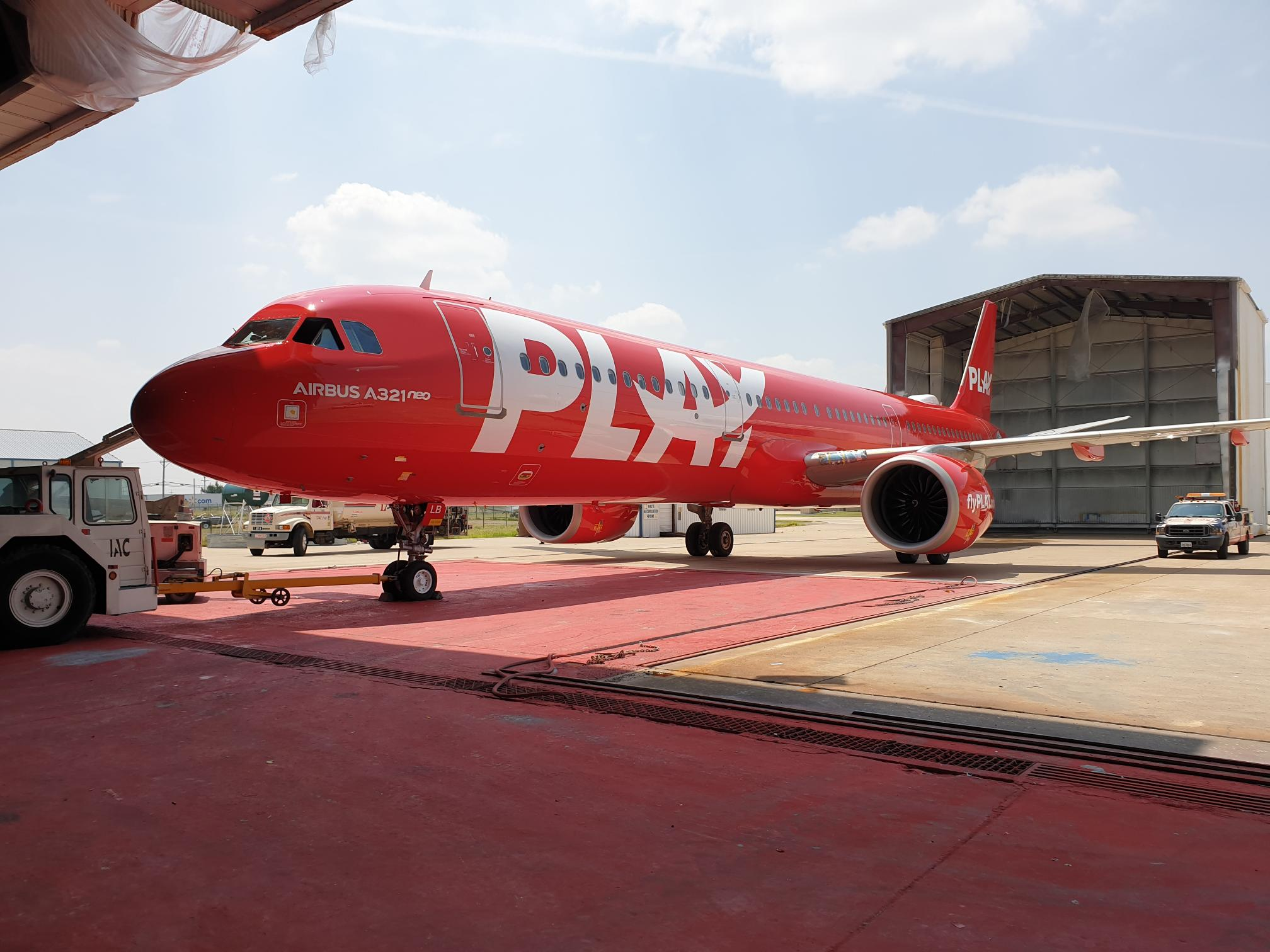 PLAY Set To Take Delivery Of Its 3rd Airbus A321neo