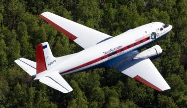 TransNorthern Aviation Douglas DC-3