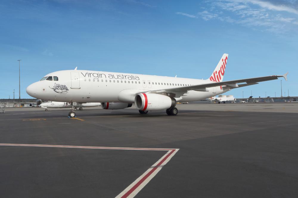 Virgin Australia Airbus A320