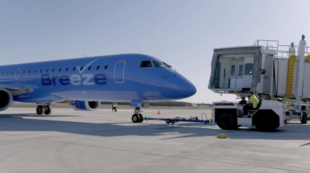 Breeze Embraer