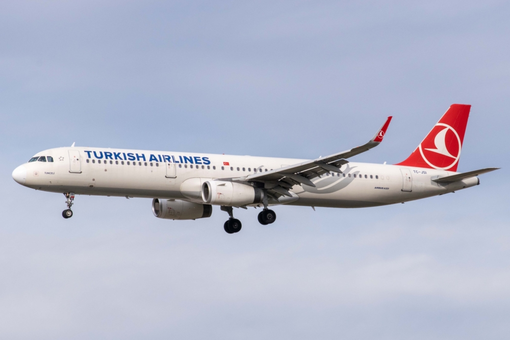 Turkish A321