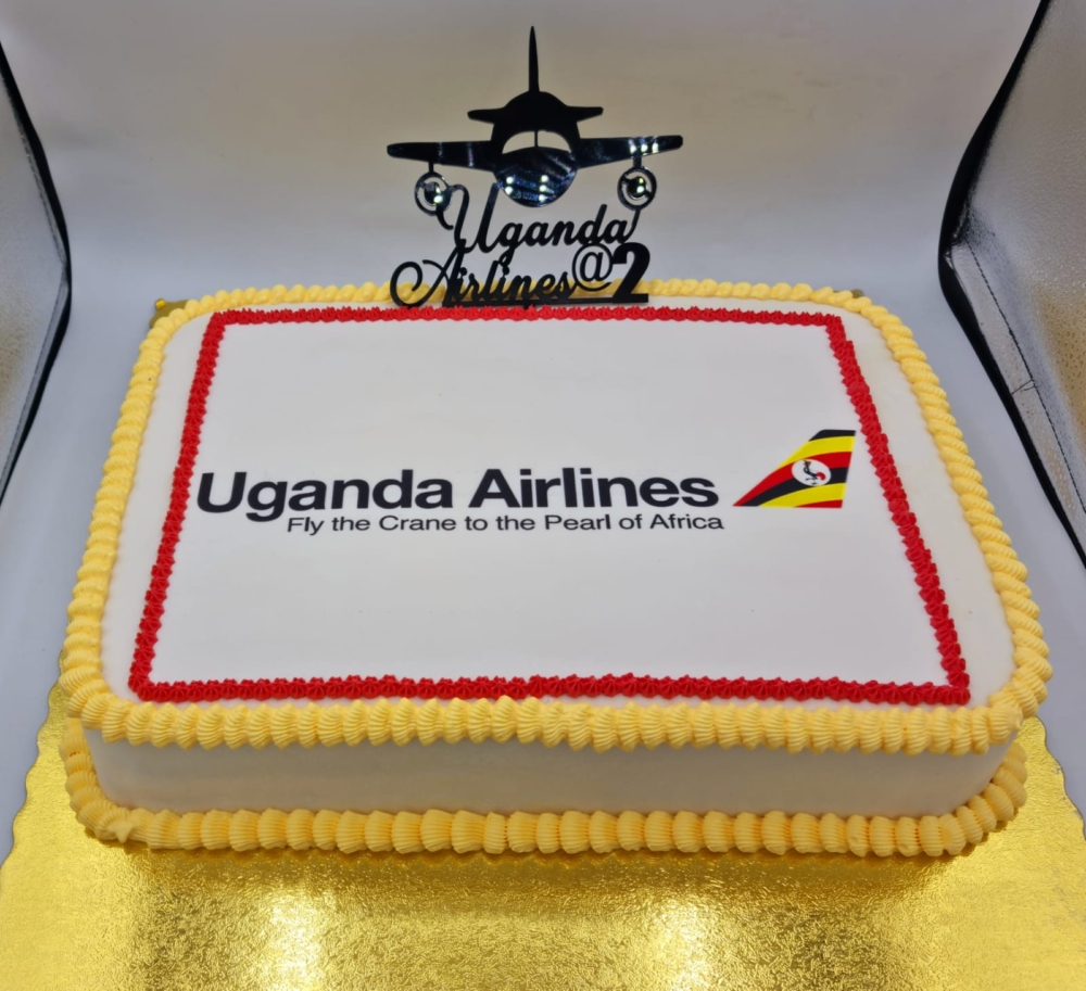 Uganda Airlines two years