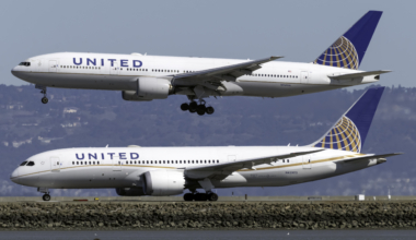 United Airlines Boeing 777 & 787