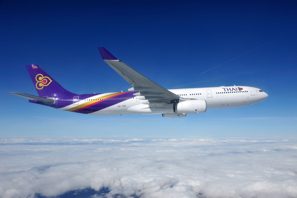 Thai Airways Sees Its First Profit Since COVID-19 Began
