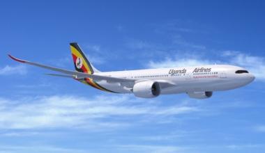 Uganda Airlines Airbus A330-800
