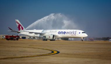 Qatar Airways to Lusaka and Harare