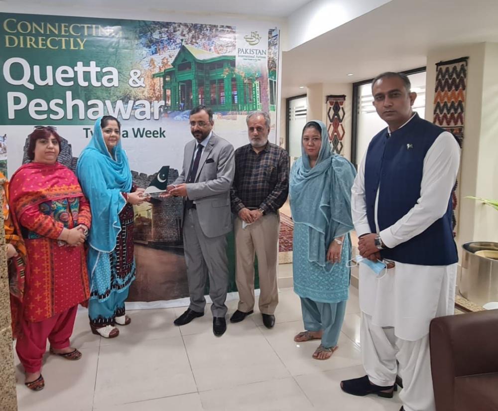 PIA Quetta-Peshawar