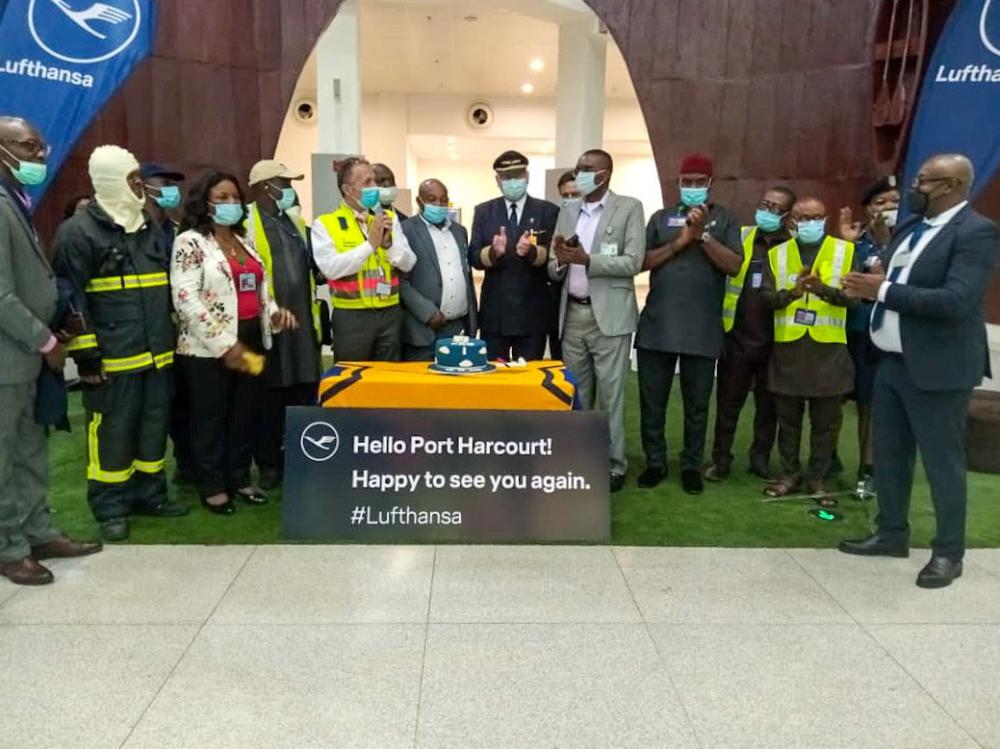 Lufthansa Nigeria