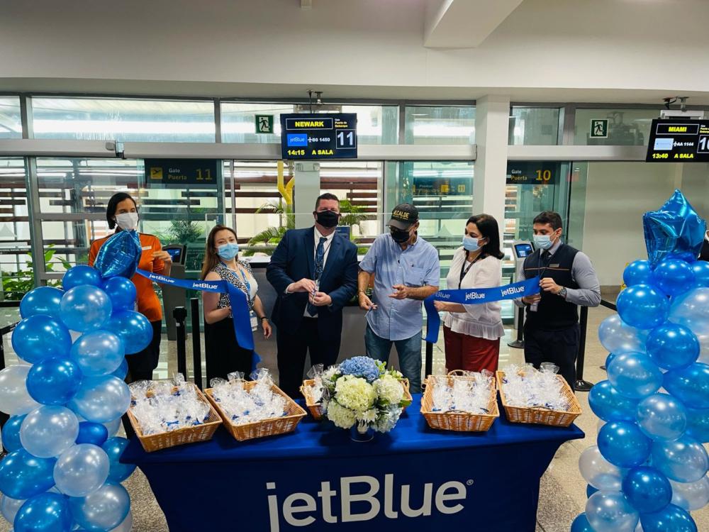 JetBlue Newark-Cartagena