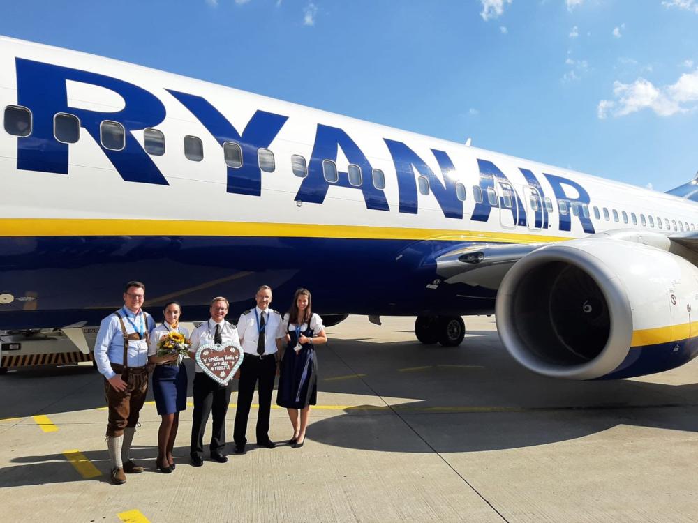 Ryanair to Corfu and Rhodes