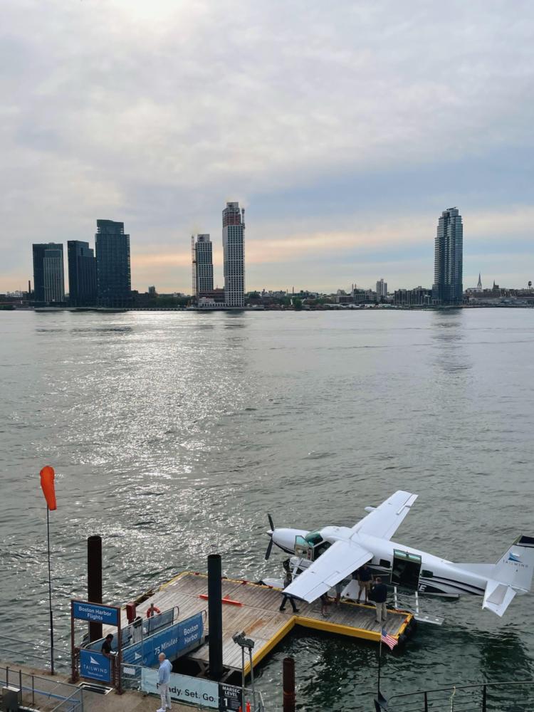 Tailwind inaugural Boston