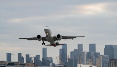 Embraer E2 Helvetic London City
